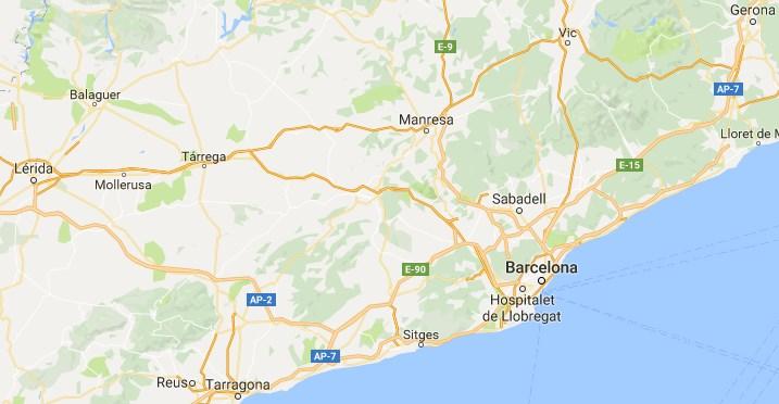 barcelona y catalunya