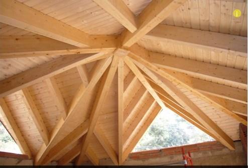 Tejado de madera tejado de madera maderas jimeno tejado for Tejados de madera barcelona