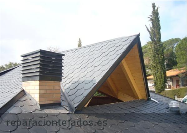 Tejados madera precios construcci n reparacion tejados for Tejados de madera modernos