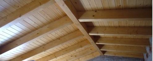 Cubierta madera reparacion tejados for Tejados de madera barcelona